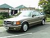 1987 Mercedes-Benz 500 SEC