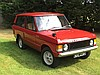 1970 Range Rover Classic – The first production 'Range Rover'
