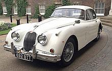 1958 Jaguar XK150 SE Fixed Head Coupe