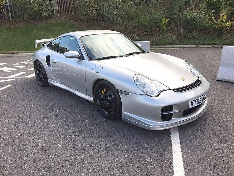 2002 Porsche 996 GT2 – Factory '003' Clubsport variant