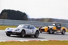 1964 Marcos 1800 GT Ex Roger Ealand Multi Championship Winning Car.