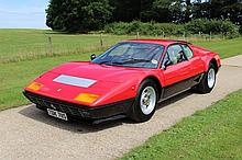 1977 Ferrari 512 BB 1977 London Motor Show Car - Classiche Certified - 1 of only 101 right hand drive examples