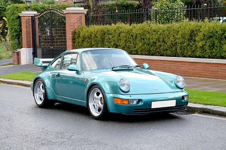1994 Porsche 964 3.6 Turbo