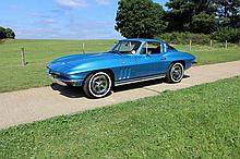 1964 Chevrolet Corvette Stingray One owner from new until 12/09/2011
