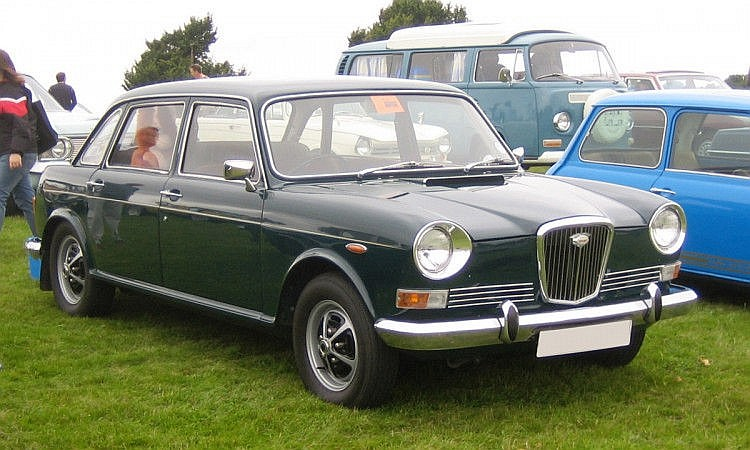 1973 Wolseley Six Auto