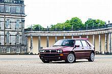 1992 Lancia Delta Integrale Evo 1