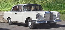 1962 Mercedes-Benz 220 Sb 'Fintail' Saloon