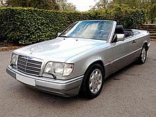 1994 Mercedes-Benz E320 Convertible