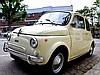 1972 Fiat 500 Lusso