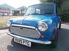 1991 Austin Mini Mayfair