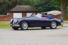 1958 Jaguar XK150 Drop head Coupe