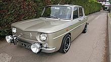 1964 Renault 8 1300cc