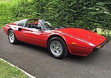 1981 Ferrari 308 GTSi – Coachwork by Scaglietti Design by Pininfarina - Full Ferrari Service History from new