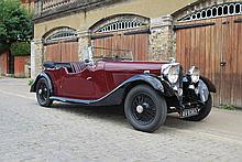 1934 Bentley 3 ½ Litre Vanden Plas Type Tourer