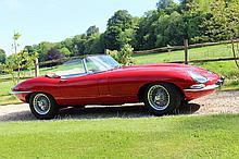 1963 Jaguar E-Type Series 1 3.8 Roadster