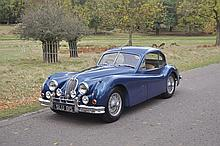 1956 Jaguar XK140 Fixed Head Coupe One owner for over 50 years