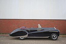 1951 Bentley Mark VI Drophead Sedanca by Abbott