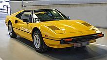1978 Ferrari 308 GTS