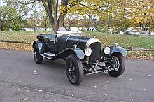 1926 Bentley 3 litre Short Chassis Sports Tourer