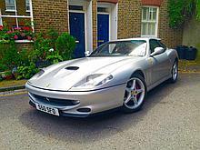 2000 Ferrari 550 Maranello Original Right Hand Drive Ex Maranello Press Car.