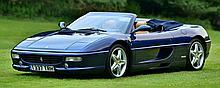 1999 Ferrari F355 F1 Spyder