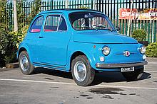 1967 Fiat 500 F One Owner from new
