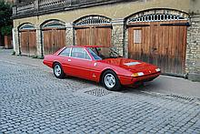 1973 Ferrari 365 GT 2+2 – 1 of 55 RHD cars produced Previously owned by boxing legend Sir Henry Cooper OBE