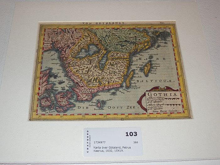 götaland karta