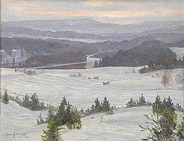 JOHANSSON, CARL, 1863-1944 Norrländskt