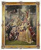 VOILLEMOT, ANDRÈ, CHARLES, 1822/23-1893 'Jeunesse