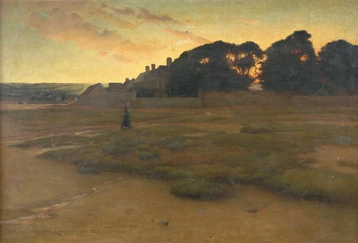 LOOMIS, CHESTER, 1852-1924 Afton - Carteret.