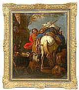BLOEMEN, PIETER VAN, 1657-1720 Tillskriven eller