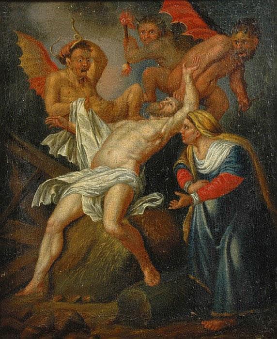 KLÖCKER von EHRENSTRAHL, DAVID, 1629-1698 Tre