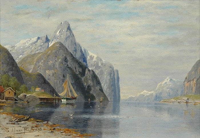 POORTEN, JACOBUS, JOHANNES, van, 1841-1914 Norsk