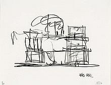 GEHRY,   FRANK  ( Canadian-American b. 1929  )
