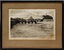 PFADTISCH,  ELIZABETH  ( American 1897-1978  ) (European bridge)