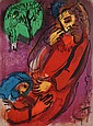 CHAGALL,  MARC,( Russian/French 1897-1985)