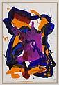 FRANCIS,  SAM (SAMUEL LEWIS),(American 1923-1994)