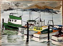 ELLISON,  J. MILFORD  ( American (1909-1993))