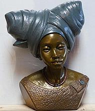 CASPER D  ( African  20th Century  )