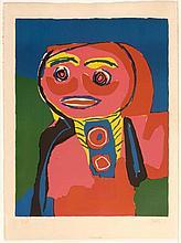 APPEL,  KAREL  ( Dutch 1926-2006  )