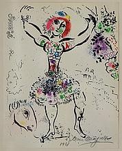 CHAGALL,  MARC  ( Russian/French 1887-1985  )
