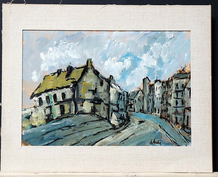 D'ANTY ,  HENRY MAURICE (AFTER),( French 1910-1998)