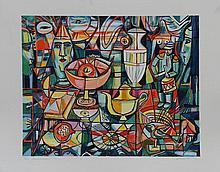 Irving Amen   (American 1907-2007)