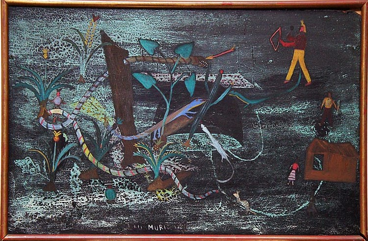 Artist Unknown (Hispanic 20th C. ?)