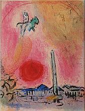 Marc Chagall   (Russian/ French 1887-1985)