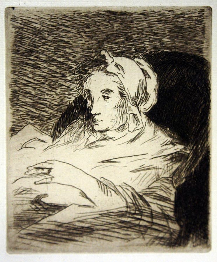 Edouard Manet ( French 1832-1883)