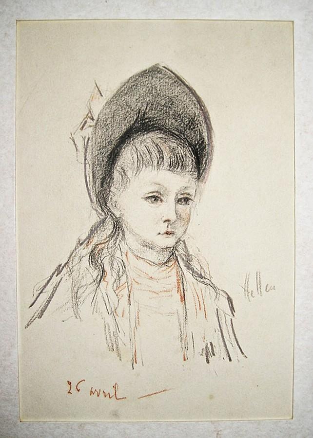 Paul Caesar Helleu (French (1859 - 1927))