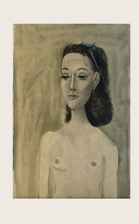 Pablo Picasso (After) (Spanish 1881-1973)