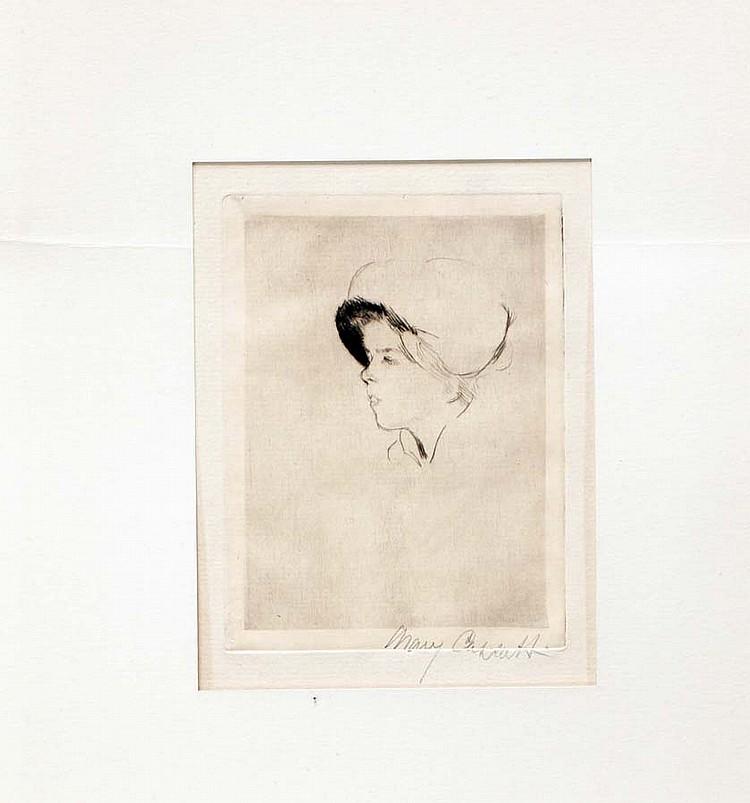 Mary Cassatt ( American 1844-1926)